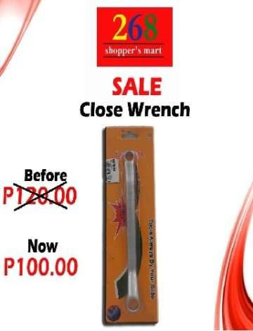 Close Wrench