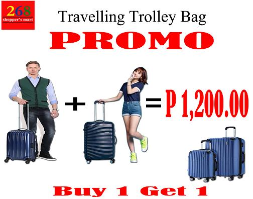 Promo-Travelling Trolley Bag