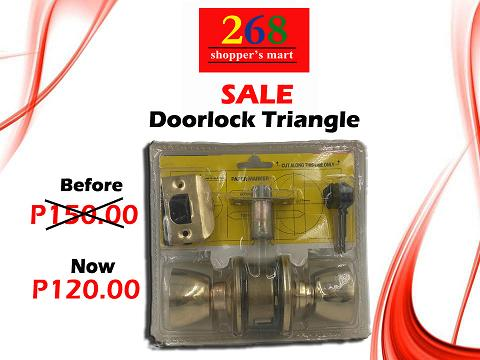 Sale-Doorknob Triangle