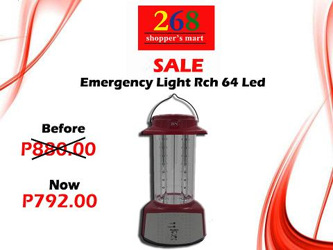 Sale-Emergency Light