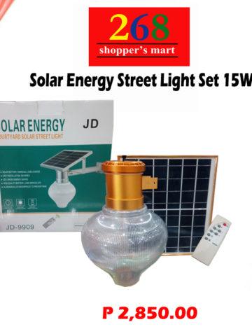 Solar Energy Light Set 15W