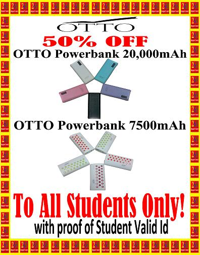 Promo-OTTO Powerbank