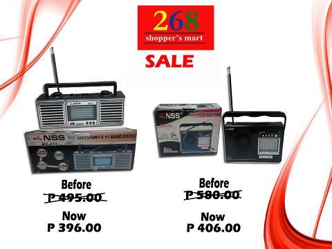 Sale-Radio